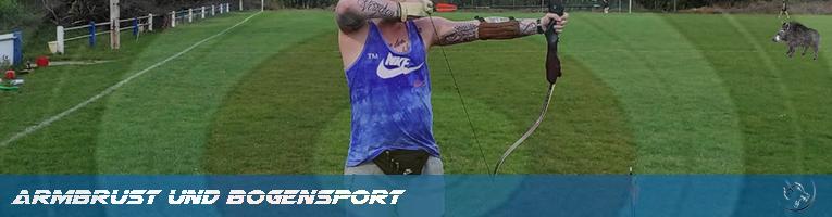 Bogensport & Armbrust Schießen
